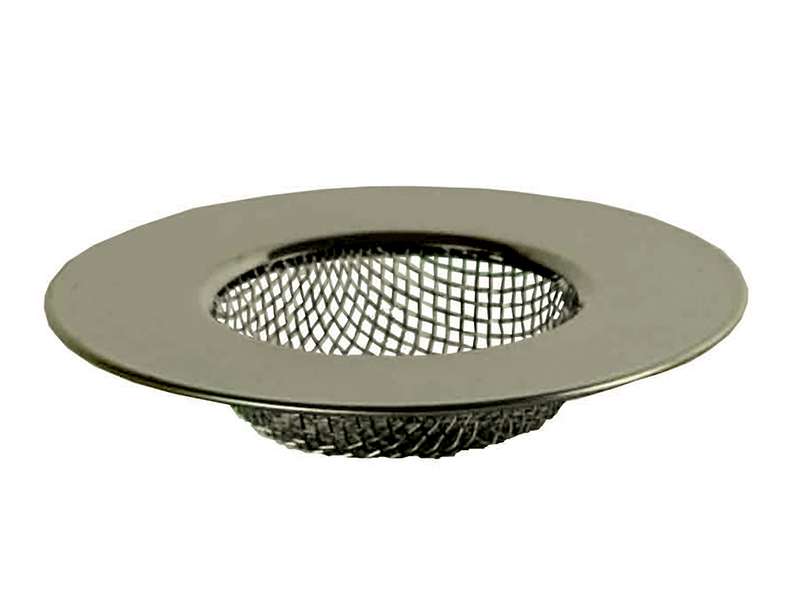 Chrome Plated Sink Strainer