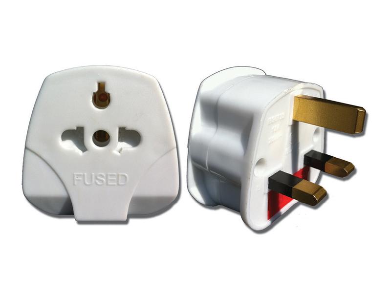 Fused Multi-Adaptor Plug
