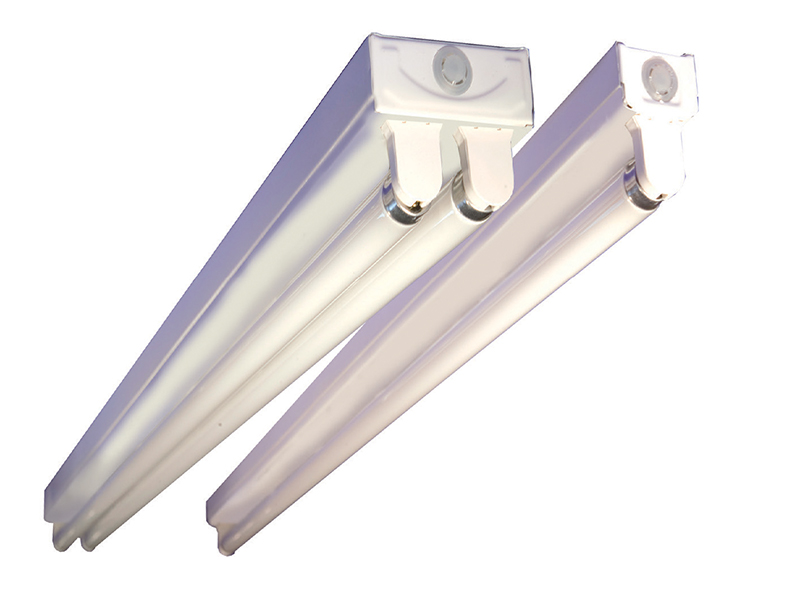 Fluorescent Batten Fittings (With Easy-Fit Twist Fittings)