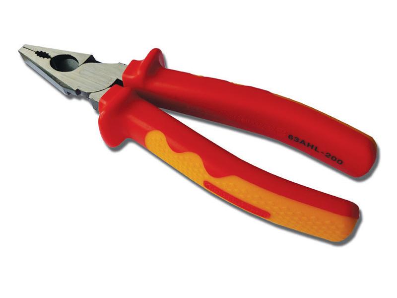 200mm Soft-Grip Combination Pliers