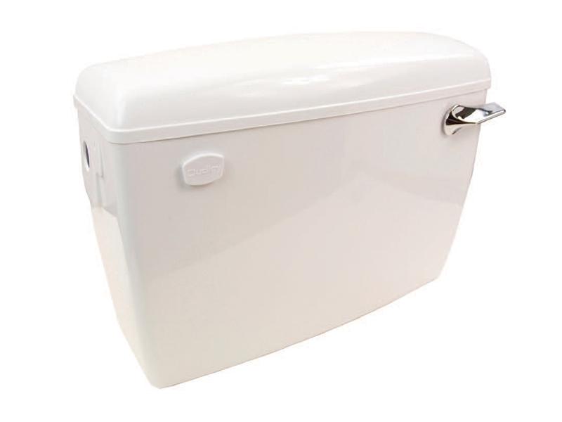 Low Level Plastic Cistern