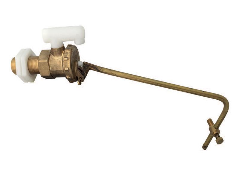 BS1212 Side Inlet Brass Ballvalve (Part 2)