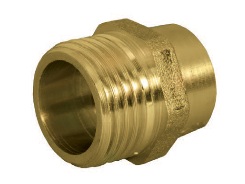 Male Connector - End Feed
