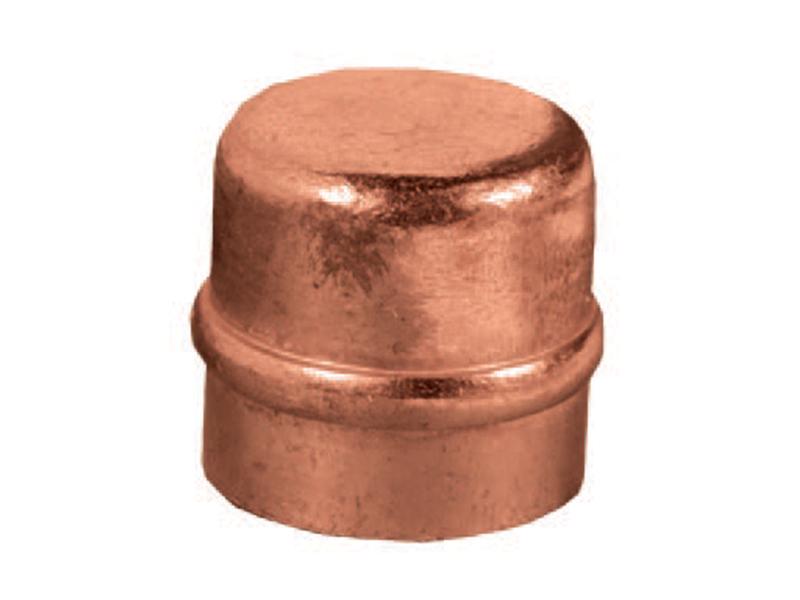 End Cap - Solder Ring