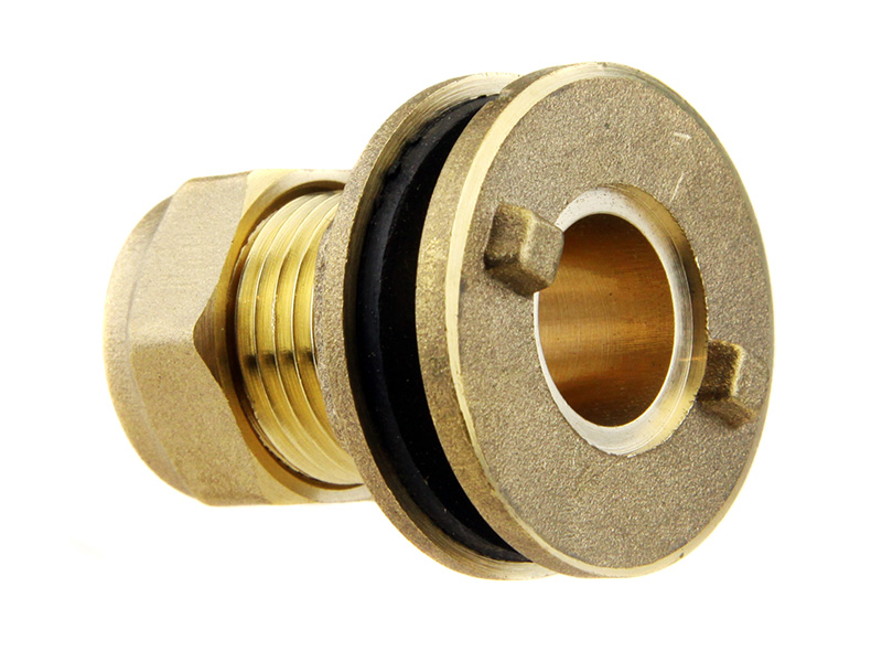 Straight Tank Connector