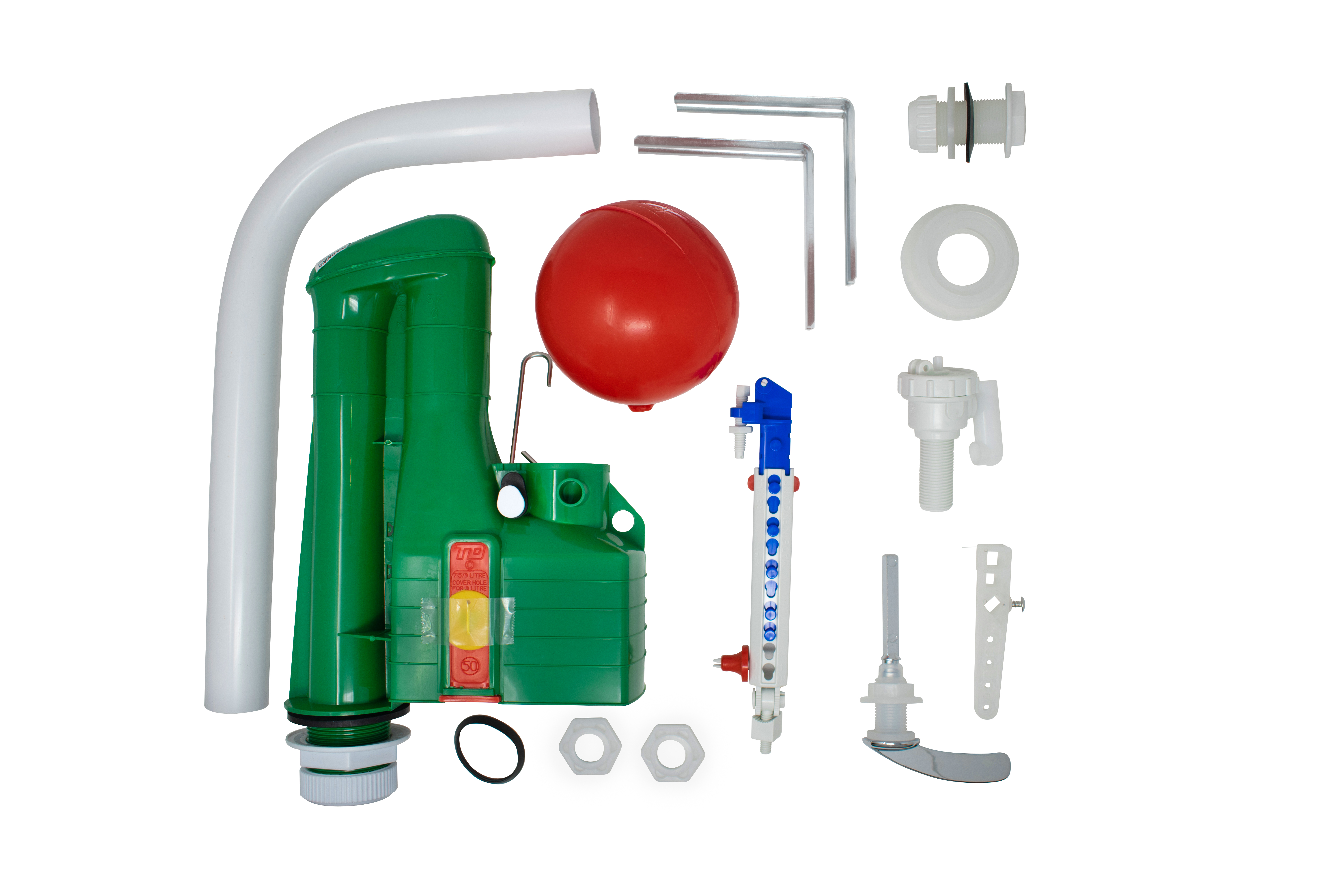 Low Level Cistern Fitting Kit
