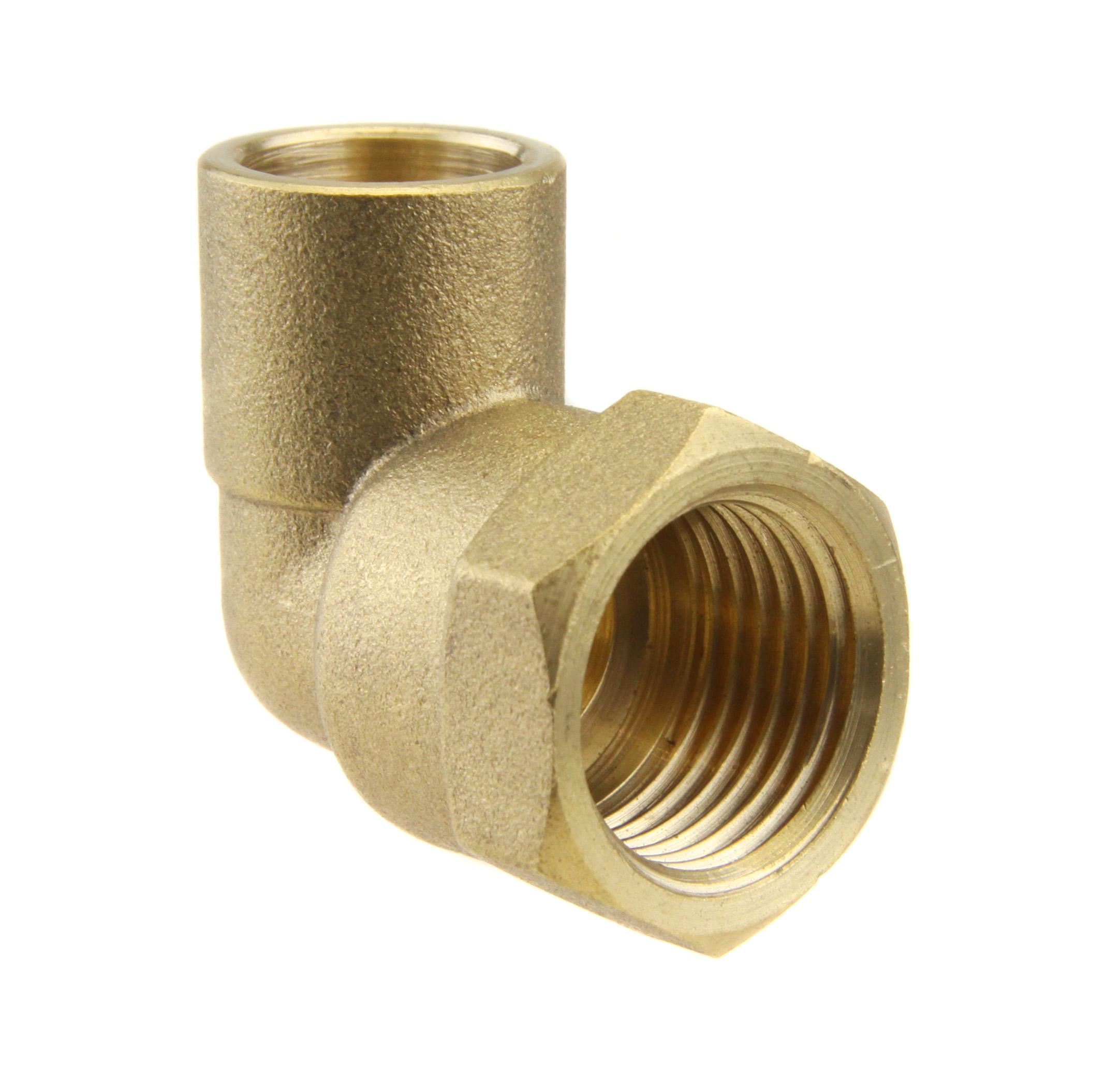Elbows FI - Solder Ring