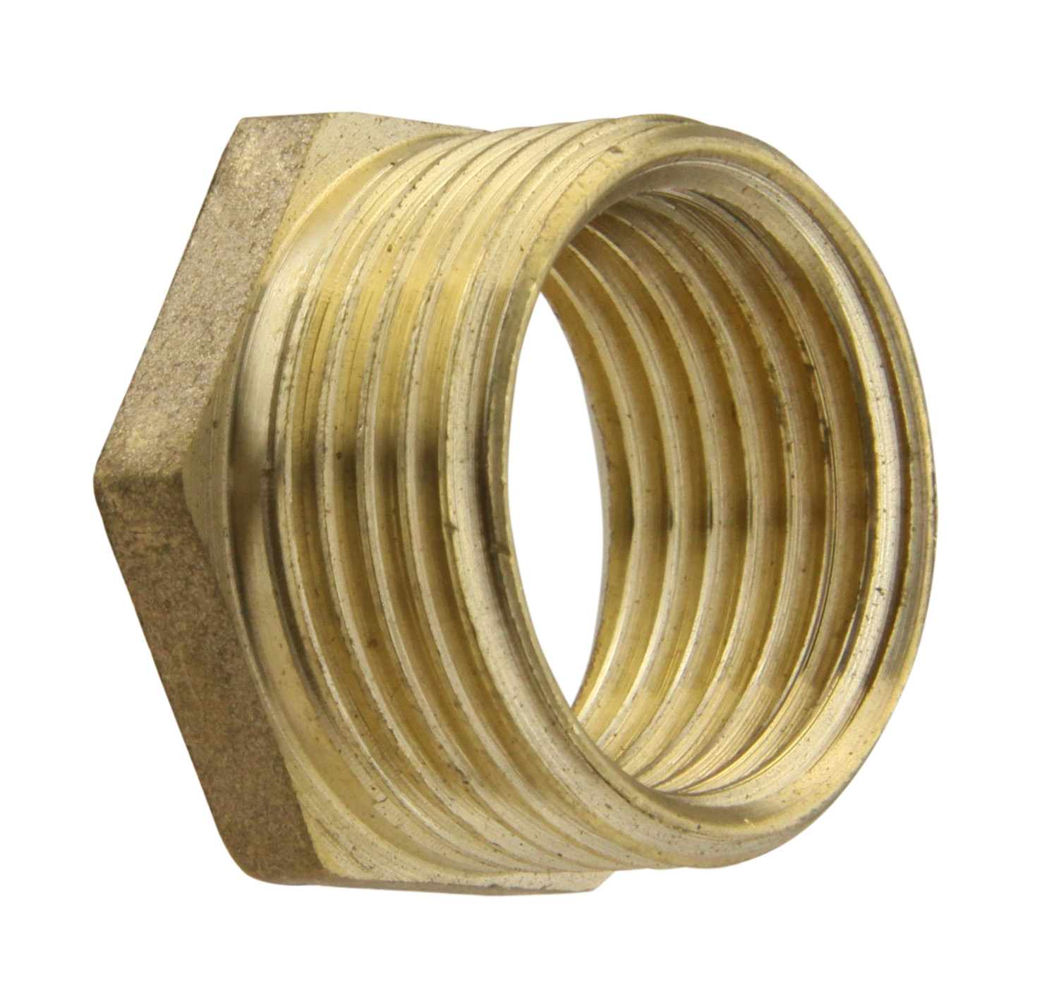 Hex Bushes - Threaded