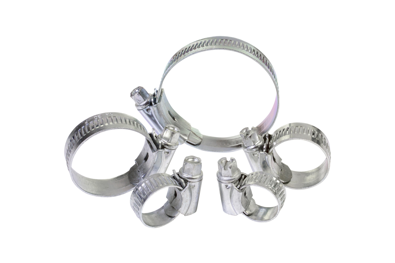 ZP Steel Hose Clips